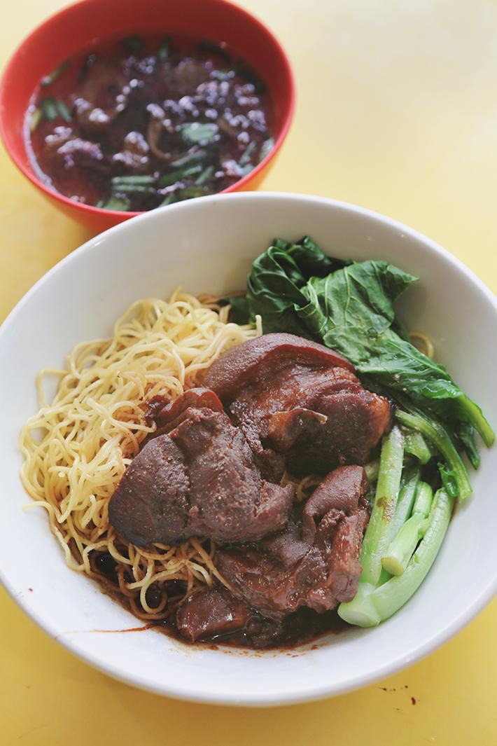beef noodle lao jie fang