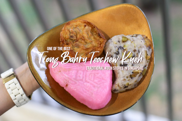 Tiong Bahru Teochew Kueh Cover