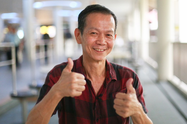 Tiong Bahru Teochew Kueh Owner