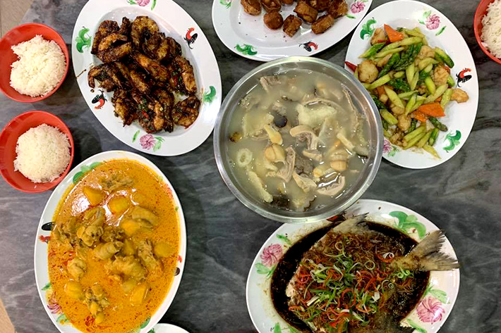 White House Teochew Porridge