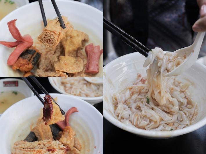 109 Teochew Dry Yong Tau Foo