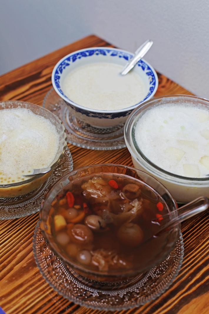 Chowzan Dessert Group Photo