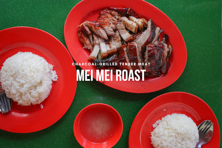 Mei Mei Roast Cover