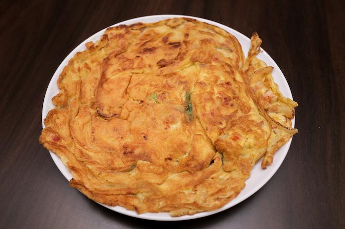 Wok Wei Kitchen FuyongOmelette