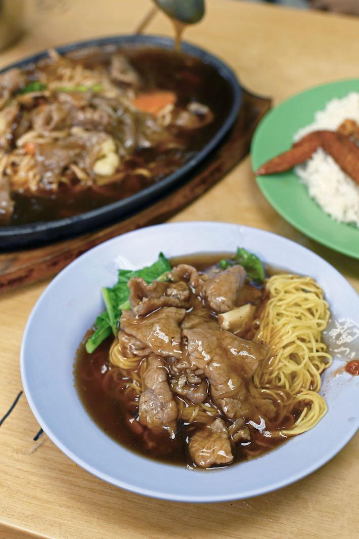 Cahaya Muslim Restaurant Stewed Beef Noodles
