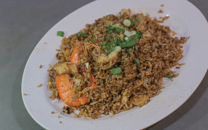 Greenview Cafe Fried Rice