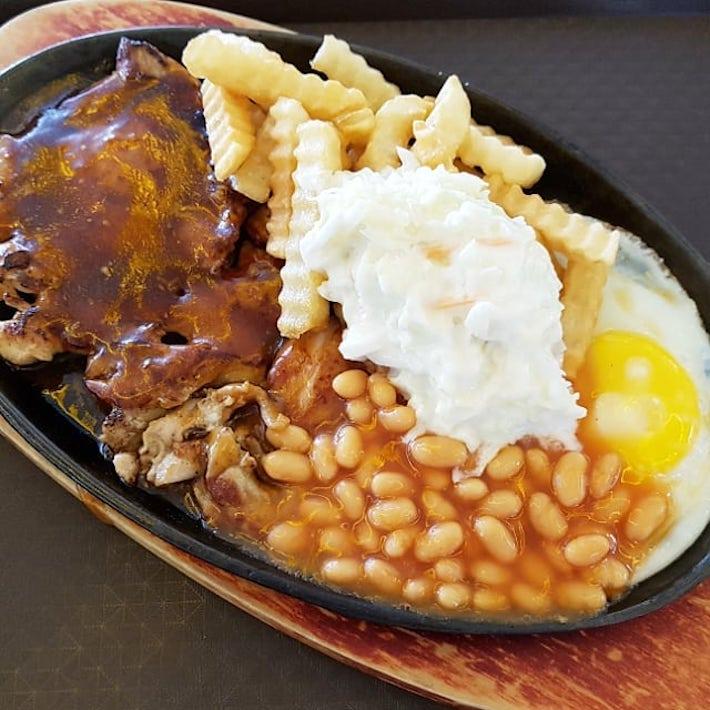 Hotplate Western Food