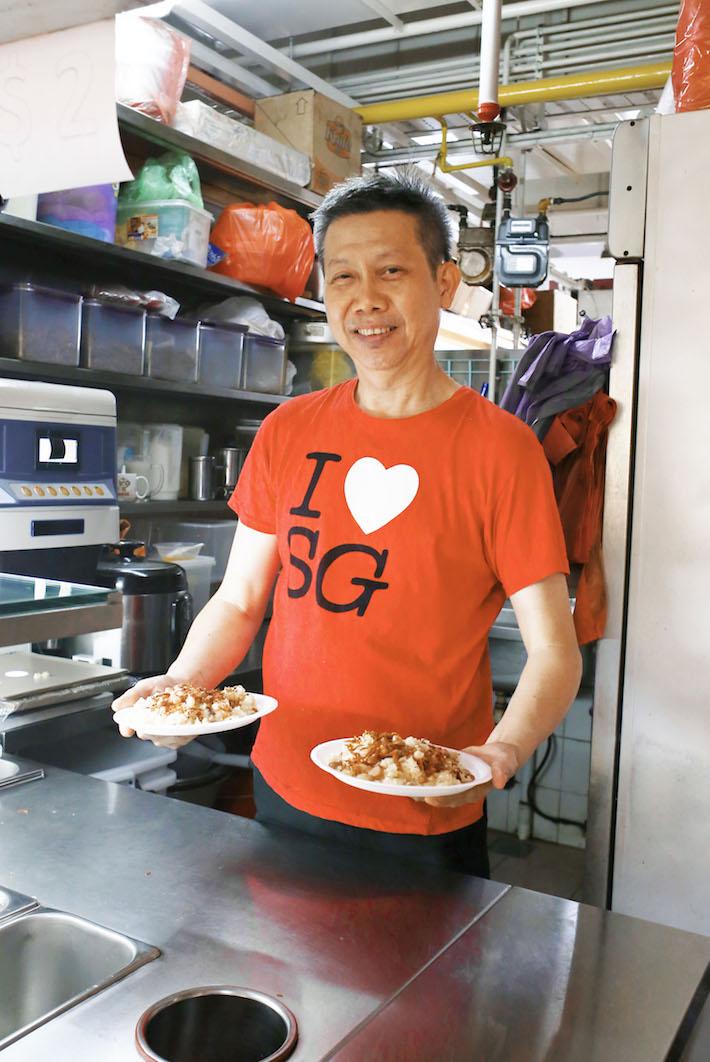 Millennium Glutinous Rice Owner