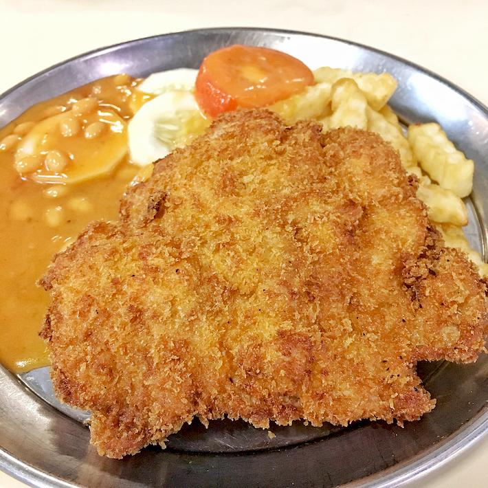 No. 1 Western Food