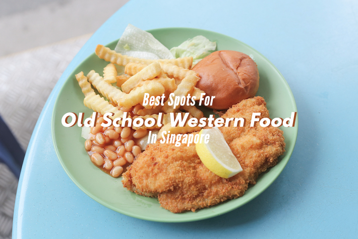 Old School Western Food Cover Photo