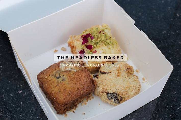 THE HEADLESS BAKER COVER