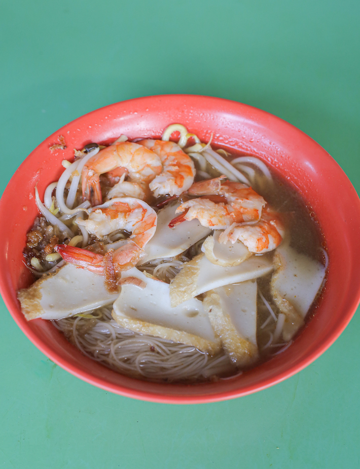 Wei Yi Prawn Noodle