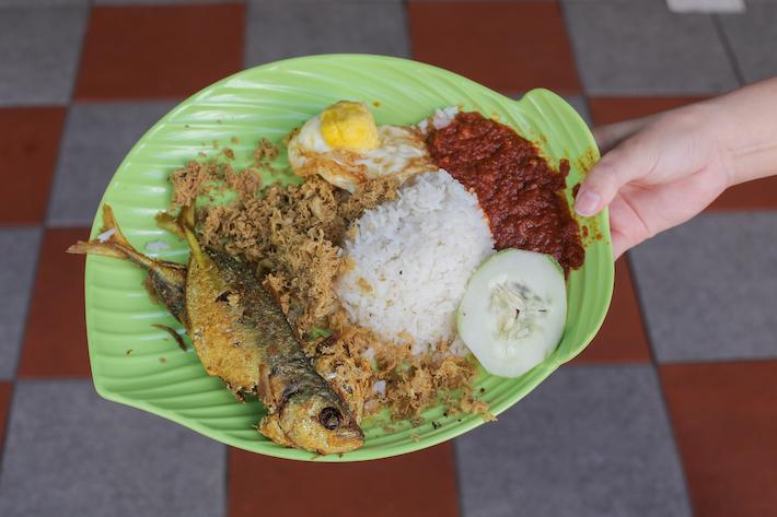 Changi Famous Nasi Lemak Ikan