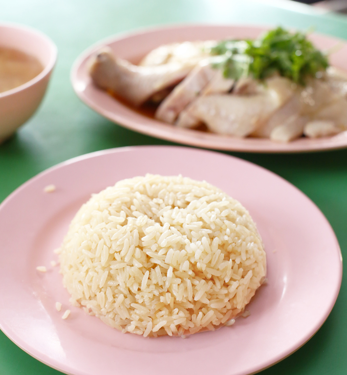 Da Xi Chicken RIce Rice