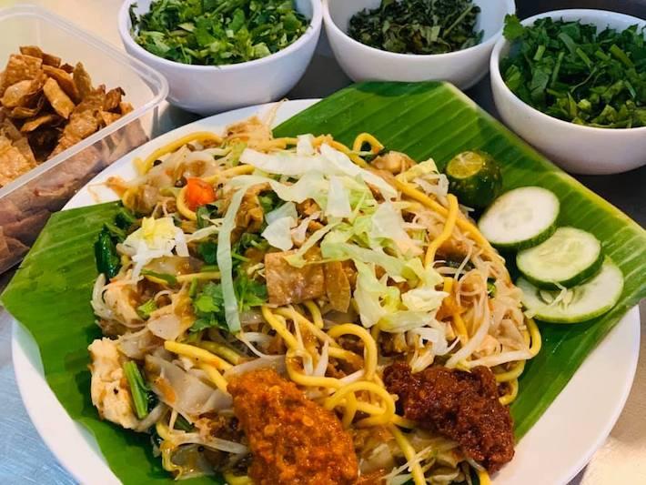 Gokul Vegetarian Hokkien Mee from FB @gokulvegetarianrestaurant