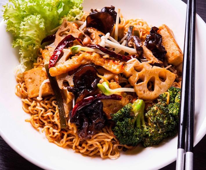 New Fut Kai Vegetarian from FB @newfutkai