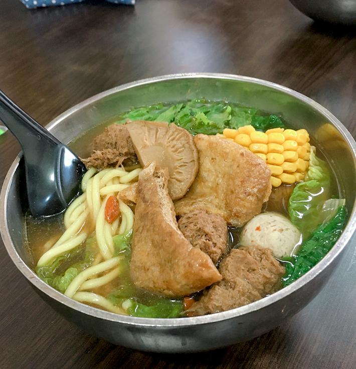 Yi Xin Vegetarian from @hungry_monkey_yeah